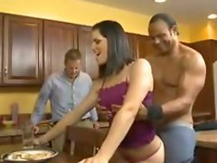 Wifey Humiliates Hubby Being Fucked By Her Black Lover