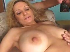 Slutty Over 40s Anal MILF Rebecca Fucked Hard