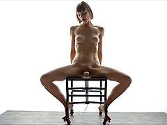 Skinny Girl Pussy Pleasure
