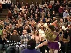 Jerry Springer Wildest Uncensored Moments