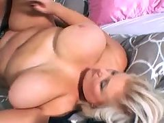 British MILF Kirstyn Halborg Gets Fucked On The Bed