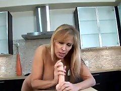 Huge Tit MILF Taking Huge Cock