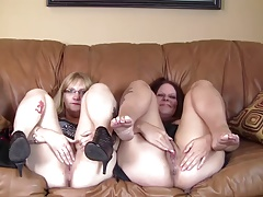 Chubby Mature Womens Interview 1 F70