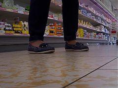 Public Heels And Feet
