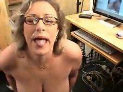 Big Tit MILF Blowjob