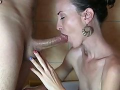 A Perfect Wife Mouth And Feet