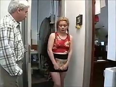 Not Granddaughter Calls Round For Her Weekly Fuck