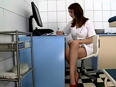Busty Doctor For Therapy Bvr