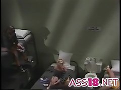 Horny Sluts Lick Each Other's Pussies In 69 Positi
