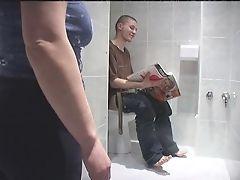 Fuck In Toilet