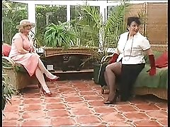 Daphne And Sophia More Village Ladies A 039 Strippin