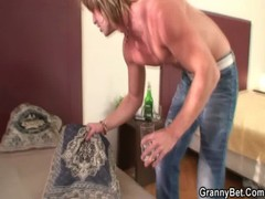 Guy Drills Her Mature Pussy After Wild Party