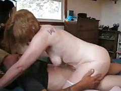 Mature Woman Fucks Her Husbands Friend