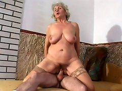 Granny Norma At It Again