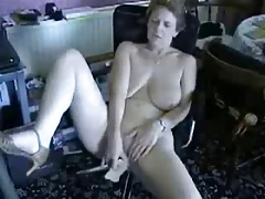 Cute Nude Granny Masturbating For Internet Viewers Amateur