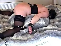 Mature Slut Used Tied Up