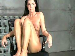 Mature Pornstar Tied Up And Fucked Hard