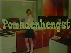 Vintage 70s German Pomadenhengst Cc79