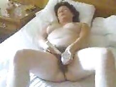 47 Year Old Using 2 Vibrators