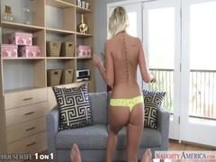 Sexy Housewife Emily Austin Fucking