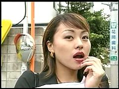 Anywhere Japanese Woman Handjob 3