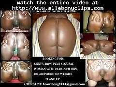 Bbw Anal Filled Black Ebony Cumshots Ebony Swallow Inte
