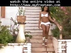 Sexy And Beautifull Brazilian Woman Teen Amateur Teen C