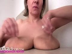Mom Has Saggy Breasts