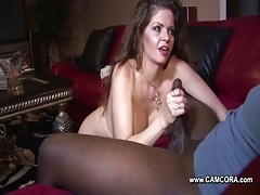 Mom Fucks Black Big Cock Friend Of Her Son