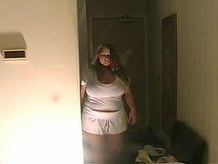 Busty Allison Video