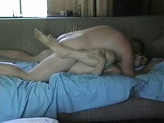 Chubby Babe Fucked And Asks To Be Hurt