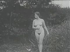 Nude By The Lake