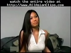 Lucy Thai Debut Video Debut Interview Asian Cumshots As