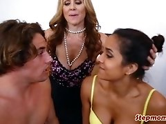 Sexy Teen Maid And Big Boobs Mature Stepmom Amazing Thr