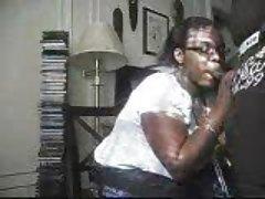 Black Webcam Couple