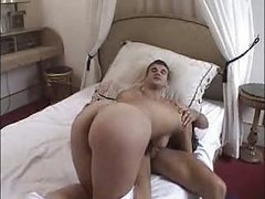 French Amateur Brunette Gets Her First Anal F70
