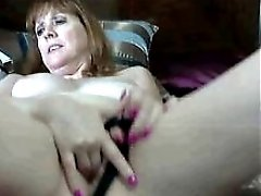 My Mature Fuck Friend Fingering On Cam