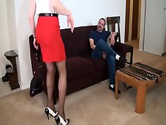 Pretty Blonde Wife Cheating Husband With Bbc