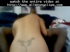 Homecam Fun Wit A Big Booty Latina Black Ebony Cums