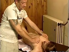 Lucky Guy Gets His Big Cock Sucked By A Horny Mature Mo