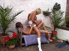 Blonde British MILF Ii By Snahbrandy