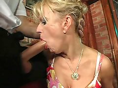 Horny Marylin Fuck Real Good