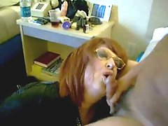 Horny Wife Eating My Cum Home Made