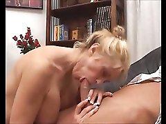 Italian Blonde Mother