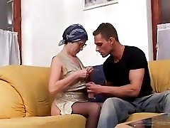 Granny Gets A Good Hard Dicking