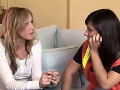 Mature Woman Vs Young Girl 42 Alana And Randi
