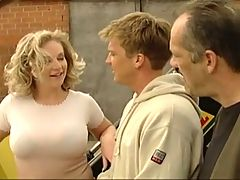 Milf With 2 Man
