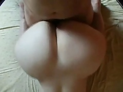 Hot Fuck 143 Fat Ass Granny Gets It Good