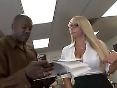 Karen Fisher Takes On Lexington Steele 039 S Fuck Muscle