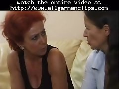 Two Hairy Mature And Lucky Guy German Ggg Spritzen Goo